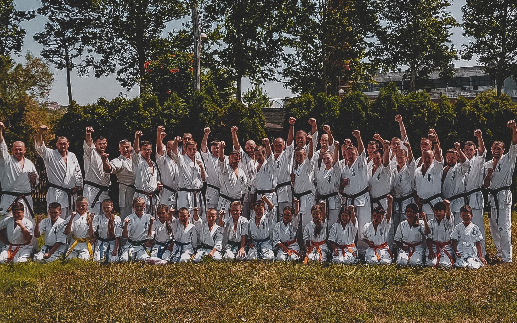 Лагерь Киокушин Профи - лагерь настоящих спортсменов и единомышленников