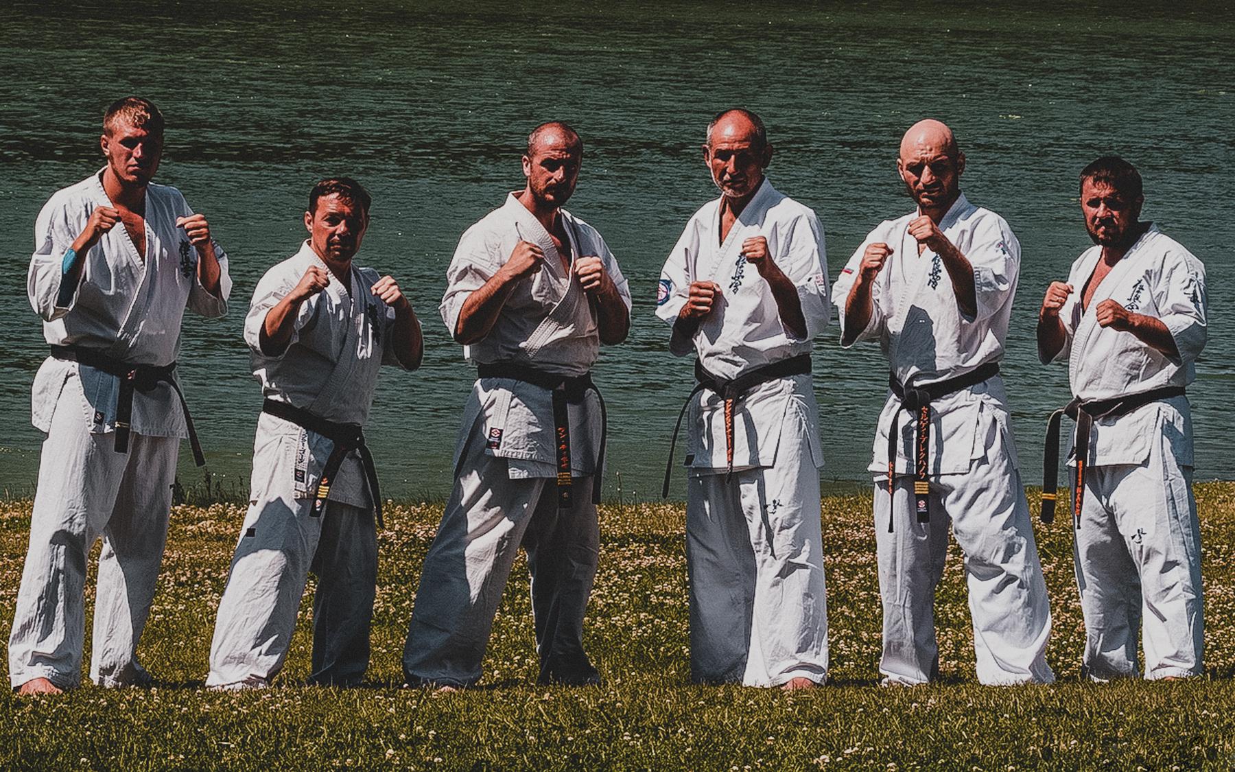 Мастер-классы по киокушинкай каратэ