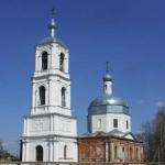 Покровский Храм Покрова Пресвятой Богородицы