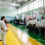 Открытое Первенство Кировского района по киокусинкай каратэ