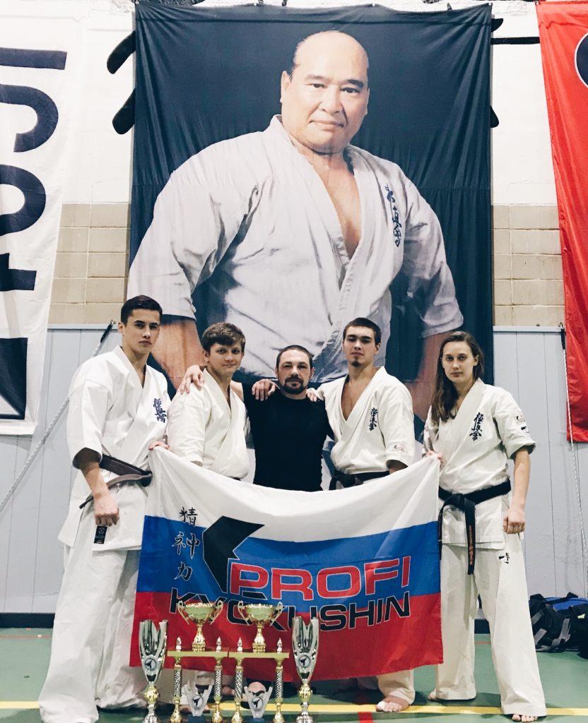 Десятый OYAMA FUJI CAP 2018