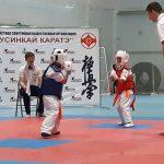 Первенство города Южно-Сахалинска по Киокусинкай каратэ