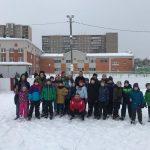 Спортивно-оздоровительный лагерь для учащихся московского отделения Киокушин Профи